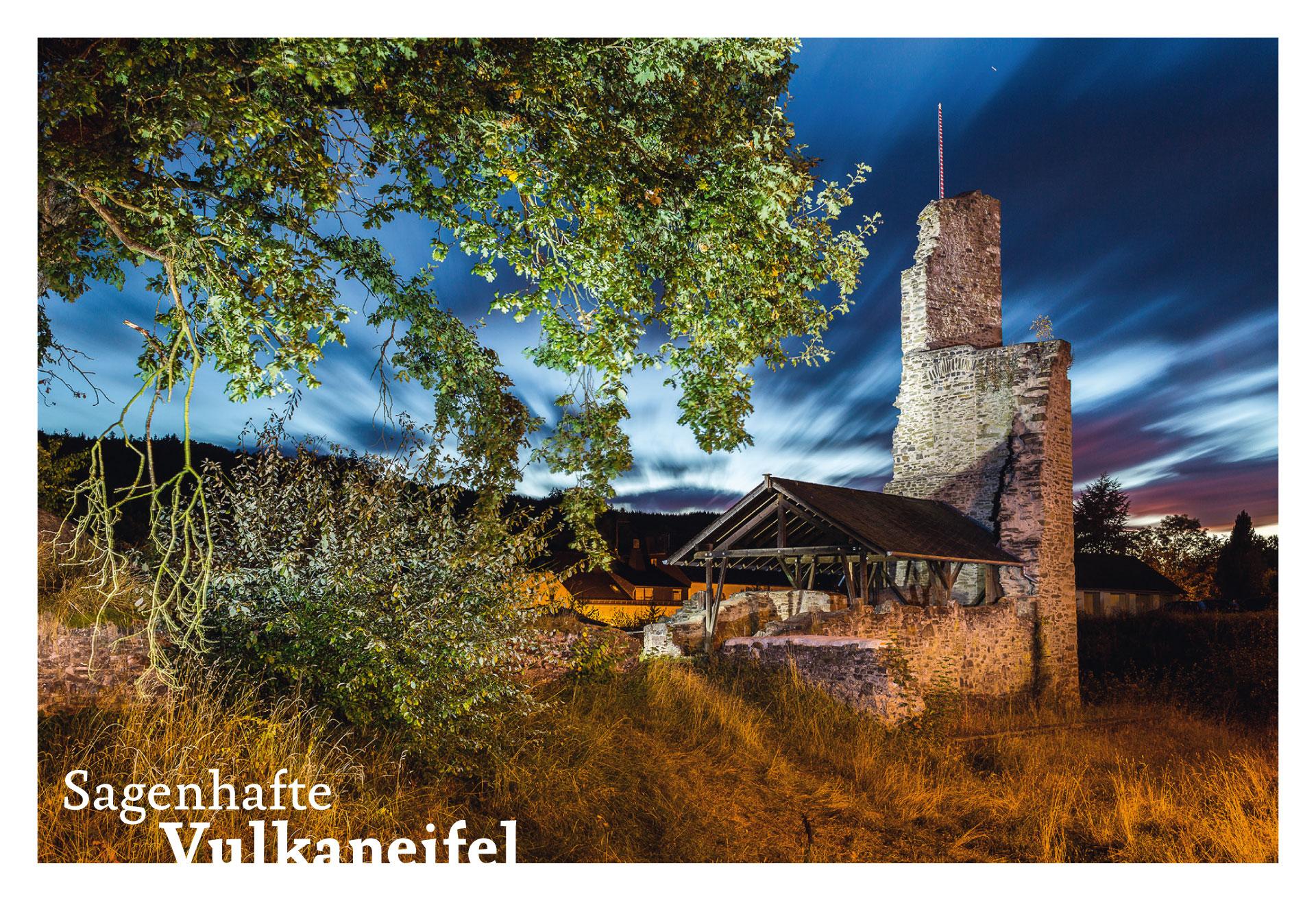 Das Jünkerather Schloss