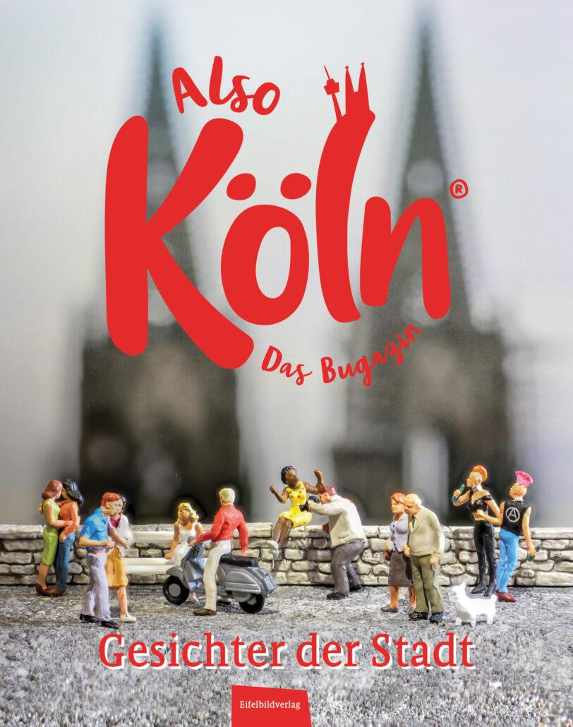 Also Köln Bugazin erscheint nicht im Eifelbildverlag