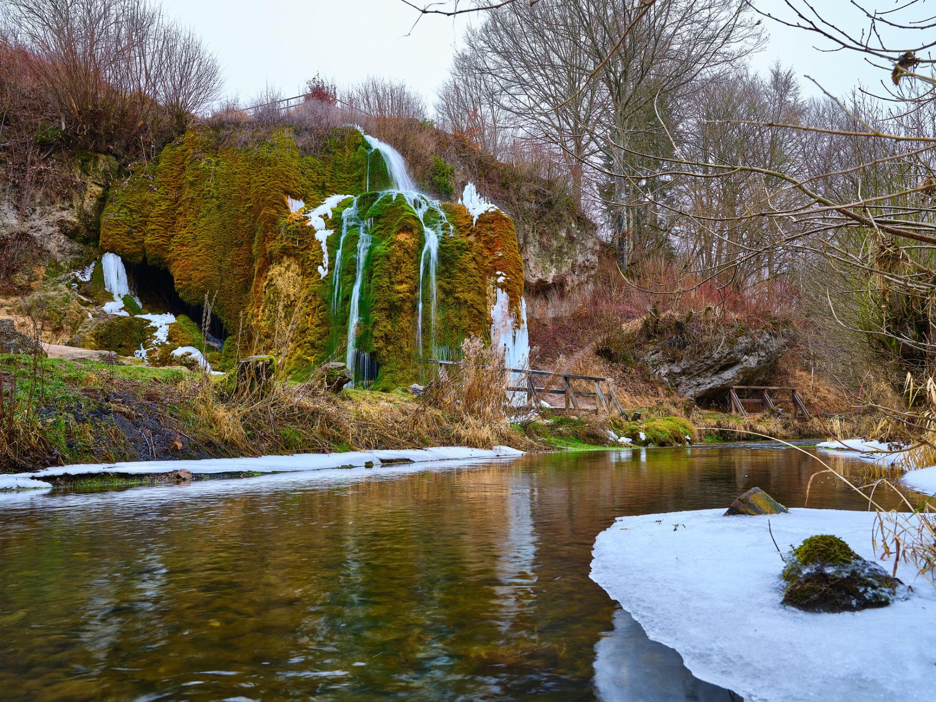 Nohn Wasserfall